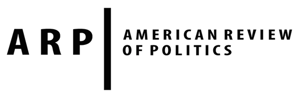 American Review of Politics (ISSN 2374-779X)