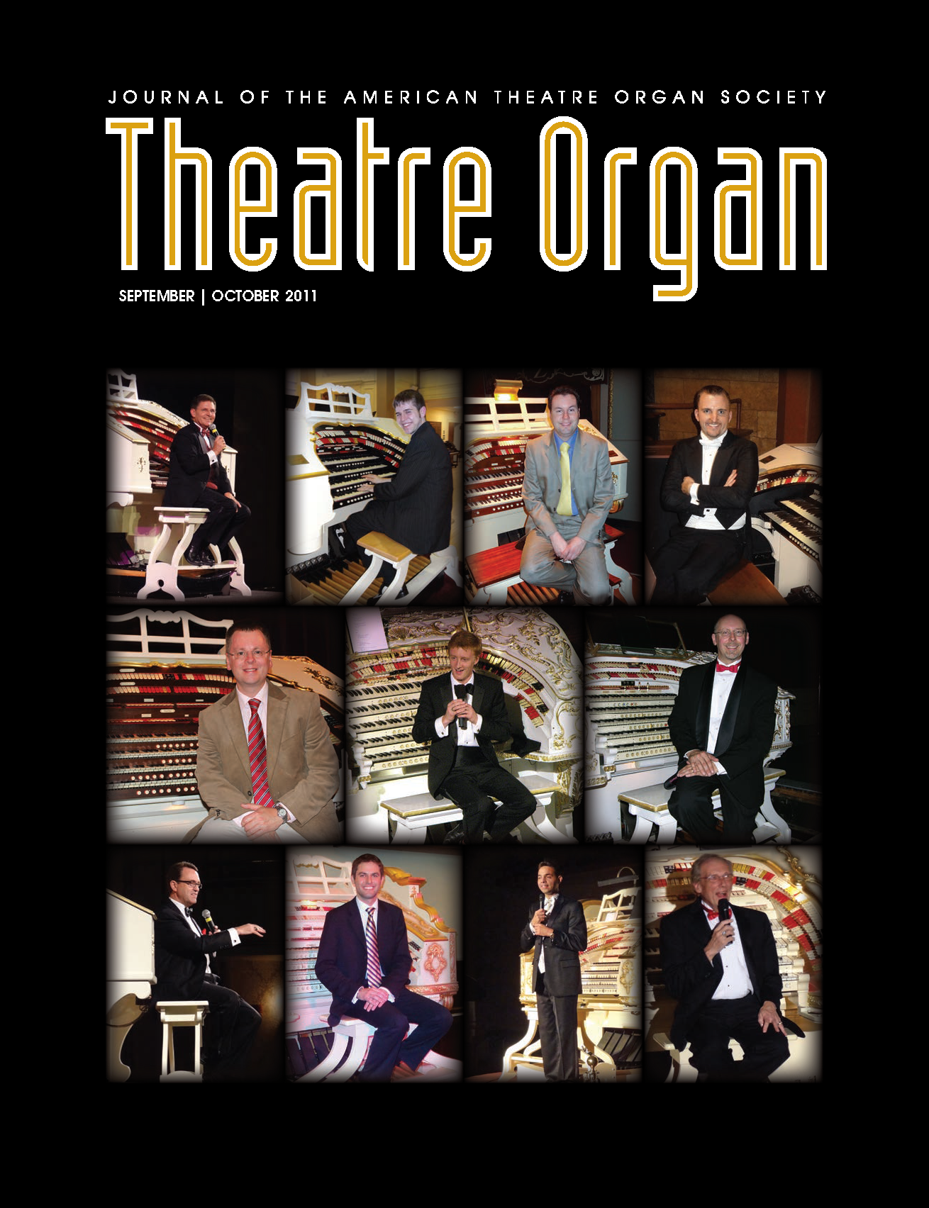 Theatre Organ, September - October 2011, Volume 53, Number 5